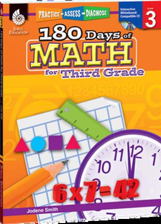 180 Days of Math Grade 3