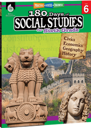 180 Days of Social Studies Grade 6