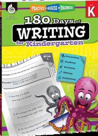 180 Days of Writing Grade K
