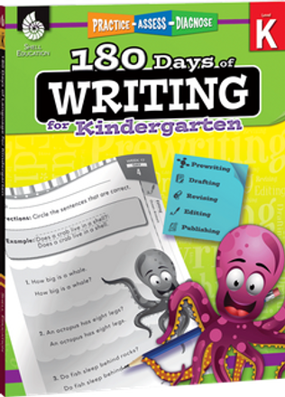 180 Days of Writing Grade K