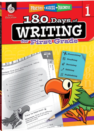 180 Days of Writing Grade 1
