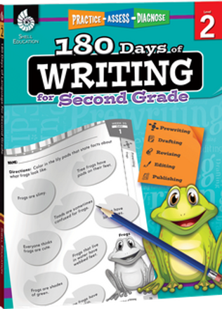 180 Days of Writing Grade 2