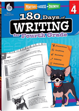 180 Days of Writing Grade 4