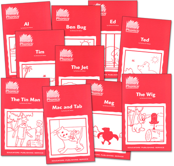 Primary Phonics Storybooks 1 Starter Set Grades K-2