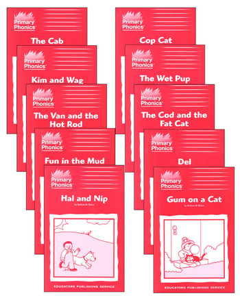 Primary Phonics Storybooks 1A Starter Set Grades K-2