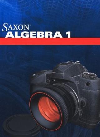 Saxon Math Grade 9 Algebra 1 4th Edition, Student Textbook