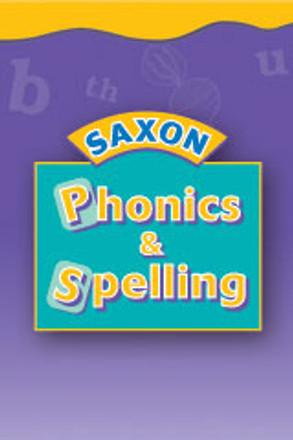 Saxon Phonics Student Kit 2 24 std