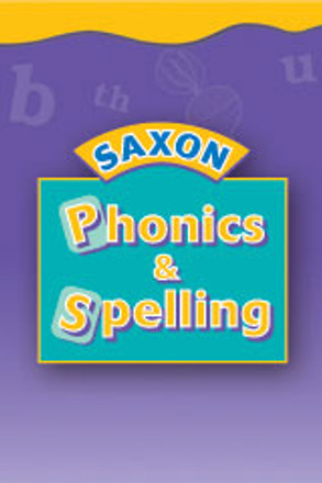 Saxon Phonics Student Kit 2 24 std