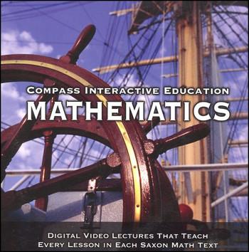 Saxon Math Calculus 2nd Edition Compass Teaching CD-Rom