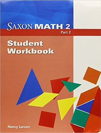 Saxon Math Grade 2 Individual Student/Workbook Part 2