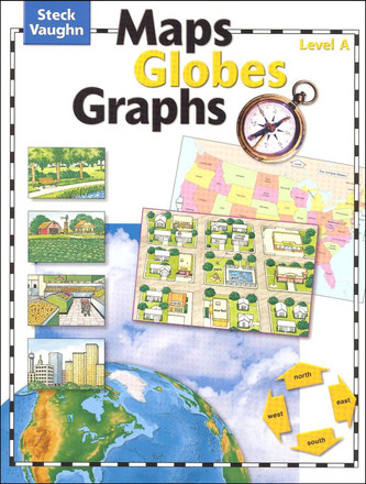 Maps Globes Graphs Level A Student Grade 1