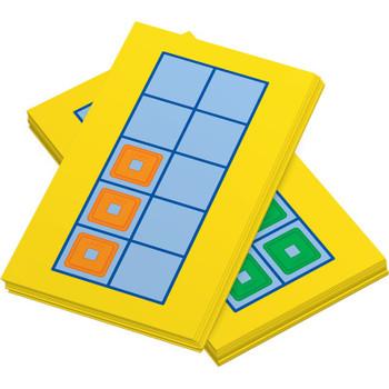 Unifix Ten Frame Cards