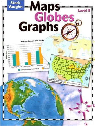 Maps Globes Graphs Level E Student Grade 5