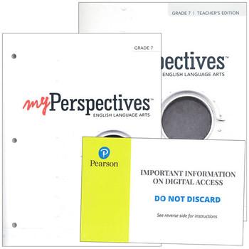 My Perspectives Grade 7 Bundle
