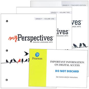 My Perspectives Grade 9 Bundle