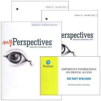 myPerspectives Grade 10 Bundle