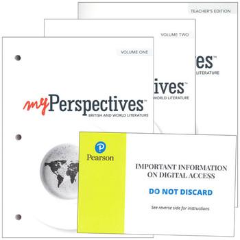 myPerspectives Grade 12 Bundle