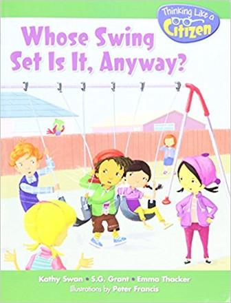 Whose Swing Set Is It, Anyway? Reader Grade K