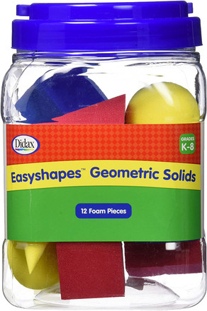 EasyShapes Geometric Solids