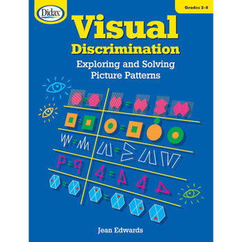 Visual Discrimination- Exploring and Solving Picture Patterns