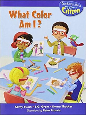 What Color Am I? Reader Grade 2