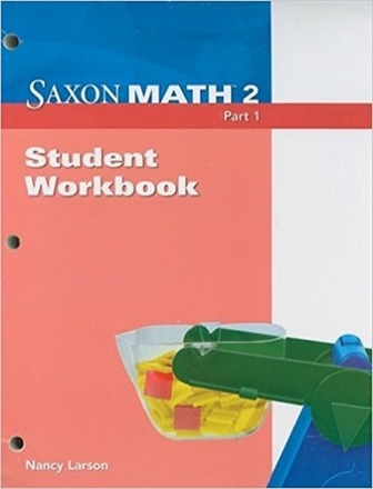 Saxon Math Grade 2 Individual Student Unit/Workbook Set part 1