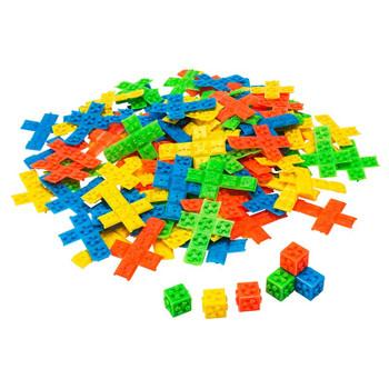 Omnifix Cubes - Set of 100