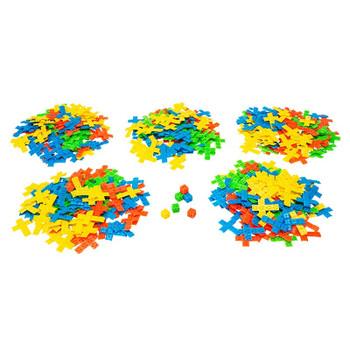 Omnifix Cubes - Set of 500