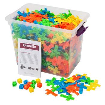 Omnifix Cubes - Set of 1,000
