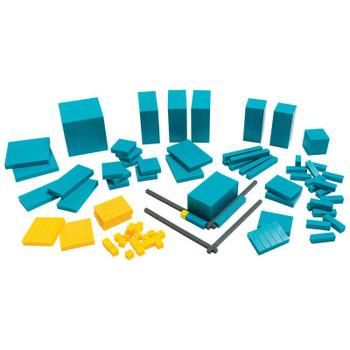 Algebra Lab Gear- 90 Pieces (2 Student Set)