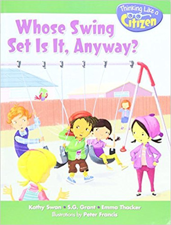 whose swing set is it anyway reader - 6 pack
