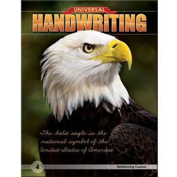 Universal Handwriting Grade 4 Reinforcing Cursive