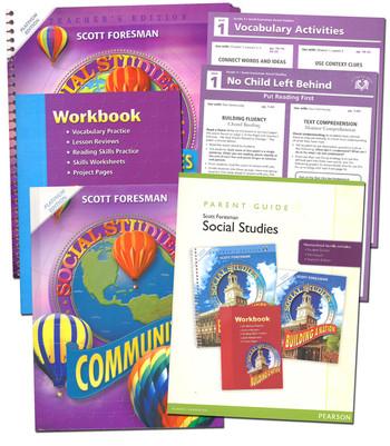 Scott Foresman Social Studies Grade 3 Bundle