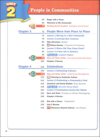 Scott Foresman Social Studies Grade 3 Student Edition Communities