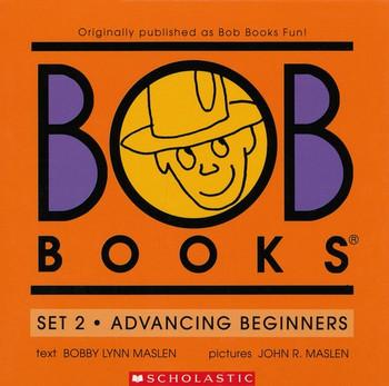 My First Bob Books, Set 2: Advancing Beginners