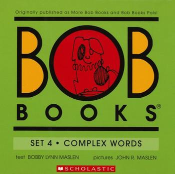 My First Bob Books, Set 4: Compound Words