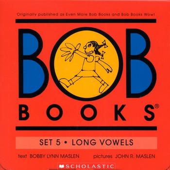My First Bob Books, Set 5: Long Vowels