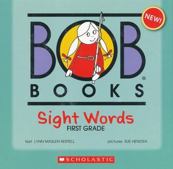 Bob Books: Sight Words (First Grade)