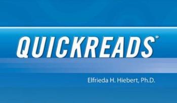 Quick Reads Professional Development DVD