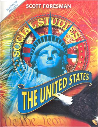 Scott Foresman Social Studies Grade 5 student edition