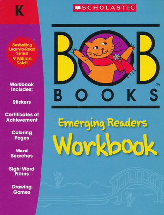Bob Books Emerging Readers Workbook