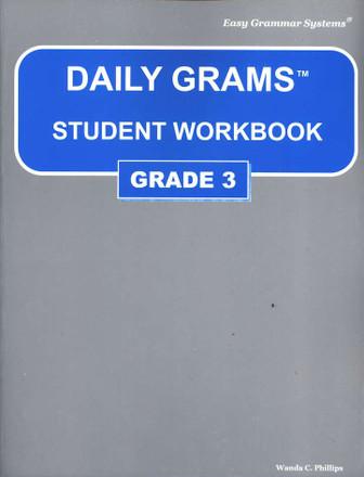 Daily Grams Grade 3 Workbook