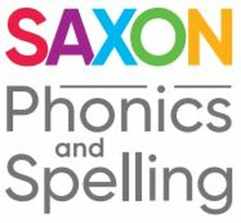 saxon phonics 2022 logo