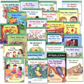 Saxon Phonics Grade 1 Fluency Readers Set - Challenge
