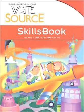 Write Source Skills Book Student Grade 3