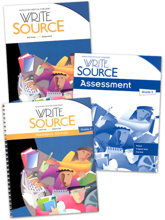 Write Source Grade 9 Bundle