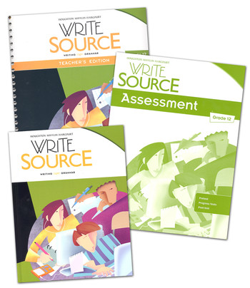 Write Source Bundle Grade 12