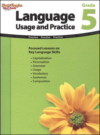 Language Usage & Practice Grade 5