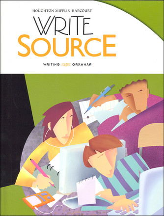Write Source Grade 12 Student Book Hardcover