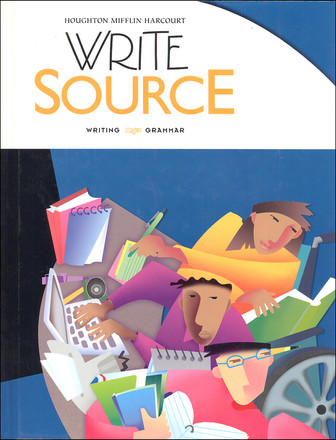 Write Source Grade 9 Student Book - Hardcover